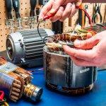 Przezwajanie silników elektrycznych – na czym polega i jakie są jego zalety?